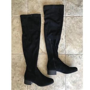 "Madden Girl ""Prissley"" Over the Knee Boots"